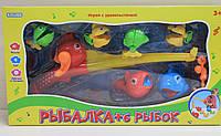 Рыбалка игра на батарейке для малышей, в коробке 45*25*10 см