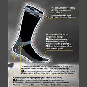 Носки LIGHTWEIGHT - черные