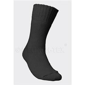 Носки NORWEGIAN Army - шерсть - чёрные