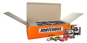 Matchbox Металлические машинки в ассортименте поштучно Diecast 50 Car Pack (1:64 Scale)