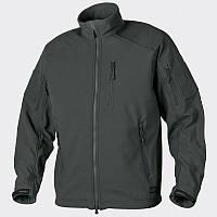 Куртка DELTA TACTICAL - Shark Skin - Jungle Green ||BL-DTT-FS-27
