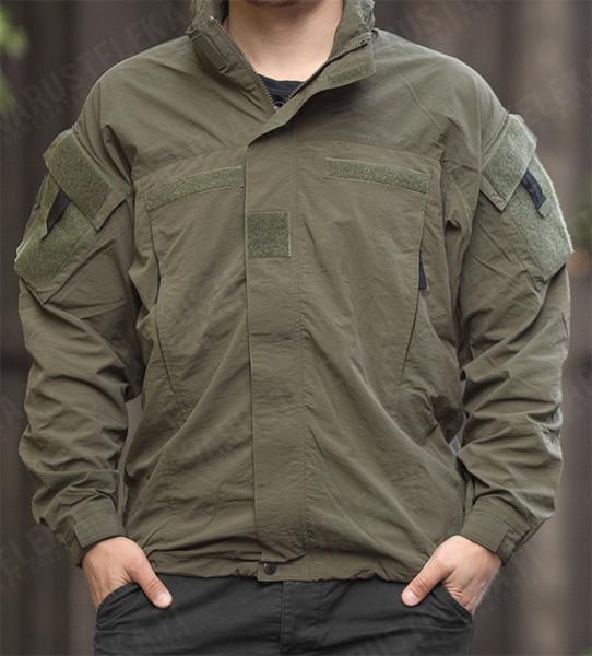 Куртка влагозащитная Милтек Softshell Gen.III Олива