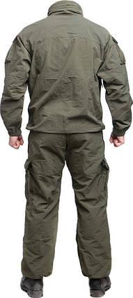Куртка влагозащитная Милтек Softshell Gen.III Олива, фото 2