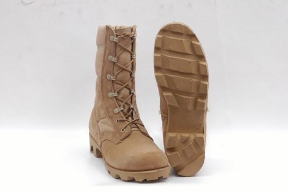 Ботинки пустынные со вставками US SPEED LACE' Khaki