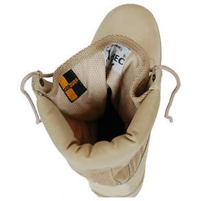 Ботинки пустынные со вставками US SPEED LACE' Khaki, фото 2