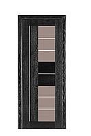 Двери Терминус  мод.172  венге,  ясень белый эмаль, ясень крема,дуб светлый, дуб темный, браун, дуб неро ПО