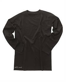 Потоотводящая футболка с длинным рукавом