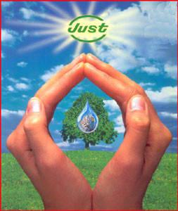JUST (ЮСТ)— традиционная, старейшая швейцарская марка с большим будущим.