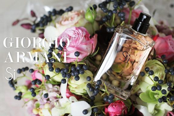 ... Giorgio Armani Si парфюмированная вода 100 ml. (Джорджио Армани Си) 2355ae858246a