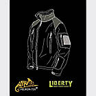Куртка LIBERTY - Double Fleece - Shadow Grey , фото 3
