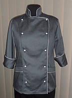 Куртка повара с разрезной спинкой, Киев