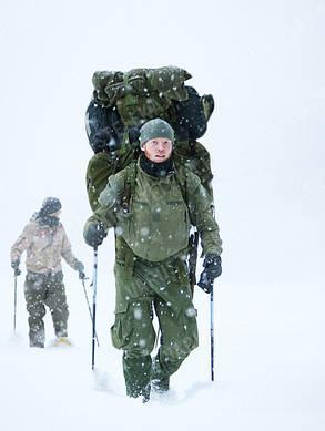 Куртка влагозащитная Милтек Softshell Gen.III Olive, фото 2