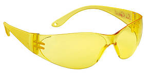 Баллистические очки Lux Optical POKELUX желтые