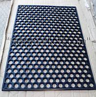 """Резиновый коврик """"Сота"""" 75 см х 50 см производство Украина"""