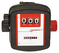 MG 80 Механический счетчик  для учета бензина, ДТ, жидкости Adblue КИЕВ