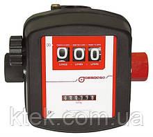 MG 80 Механічний лічильник для обліку бензину, ДП, рідини Adblue КИЇВ