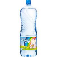 Вода детская 2л Аквуля