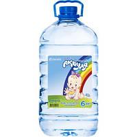 Вода детская 6л Аквуля