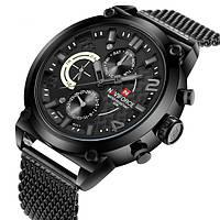 Кварцевые мужские часы Naviforce Brutto