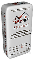 Теплоизоляционная штукатурка ТЕПЛОВЕР standard (25 кг)