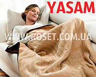 Электропростынь - Yasam (120 х 160 см), Турция (Зеленый, Розовый, Синий, Оранжевый)
