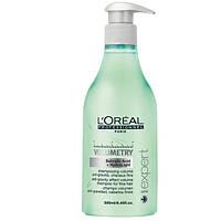 Шампунь для придания объема тонким волосам . l'oreal professionnel volumetry shampoo 250 мл