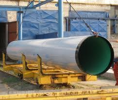 Труби ГОСТ 10704 дм. 630мм з антикорозійним покриттям на основі епоксидних смол