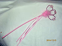 Палочки феи принцессы с цветами, фото 1
