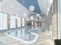 Дизайн бассейнов, SPA, саун, фото 1