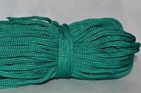 Шнуры вязанные  4 мм 90 м (0,280-0,290кг). зеленый