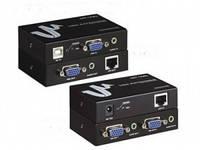 Maituo Удлинитель (передатчик) VGA по одной Витой паре до 100м (MT-100T)