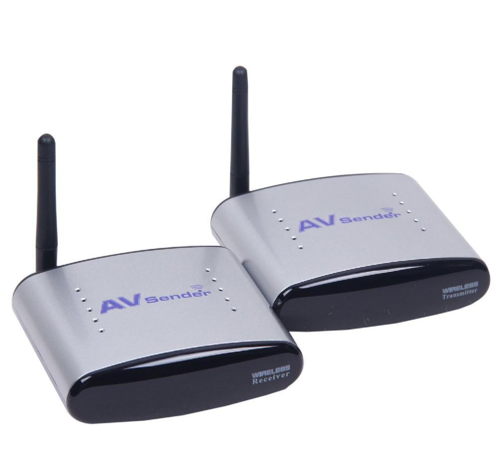 Maituo Беспроводной удлинитель AV (RCA) сигнала PAT-220 до 150м - Интернет магазин ''Опторг'' в Полтаве