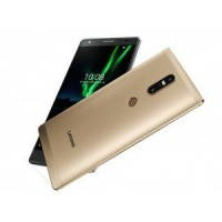"Планшет Lenovo Phablet PB2-650M (6.4"" IPS/MediaTek MT8735(1.3GHz)/3Gb/32Gb/13Mp+5Mp/4G/LTE/And6.0/4050mAh/Champagne Gold)"
