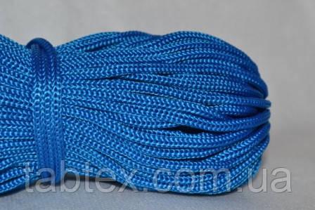 Шнуры вязанные  4 мм 90 м(0,280-0,290кг).электрик