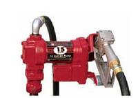 Насос Fill-Rite FR 2405GE 24В, 55 л/мин для бензина и дизельного топлива (дизеля, ДТ, бензин) КИЕВ