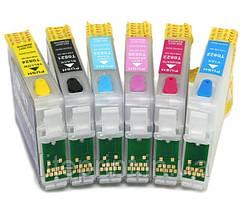 Refill6 - R200, R210, R220, R230, R320, R340, R350, R500, R510, R600, RX620, RX630