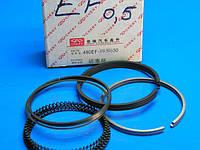 Кольца, +0,5, комплект на двигатель, оригинал Chery Amulet  A15 (Чери Амулет), 480E-1004030 (+0-5)