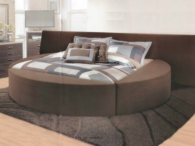 круглая кровать ричард цена 15 377 грн купить в киеве Promua