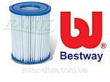 Круглый каркасный бассейн Bestway Steel Pro, арт. 56260, размер 366x100 см, фото 4