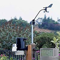 Davis 6162 Метеостанция Vantage Pro2 Plus (Davis Instruments), беспроводная, включая датчики солнечной радиации и солнечной активности (ультрафиолета)