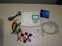 Электрокардиограф 1-но 3-х канальный ЭКГ ЭК1Т-1/3-07 Аксион, фото 1
