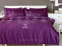 Комплекты постельного белья Pierre Cardin Adora фиолетовый