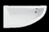 Асимметричная ванна Besco PMD Piramida Praktika 150х70 левая