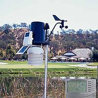 Davis 6163 Метеостанция Vantage Pro2 Plus (Davis Instruments), беспроводная, включая датчики солнечной радиации и солнечной активности (ультрафиолета)