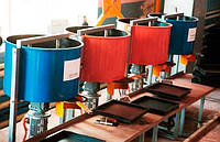 Оборудование для резиновой плитки цена