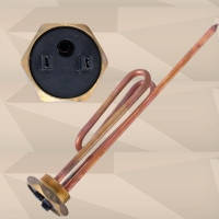 ТЭН резьбовой 101OS 2500W  для водонагревателей (бойлеров)