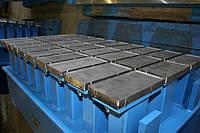 Оборудование производства плитки вибропрессованием
