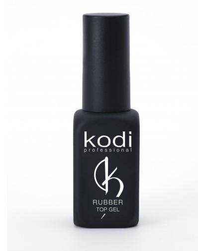 Rubber Top Каучуковое верхнее покрытие для гель лака Kodi Professional 12 мл  CVL