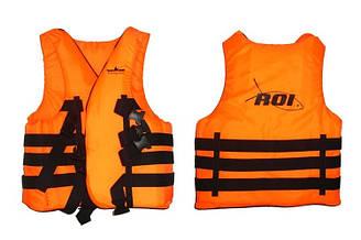 Жилет страховочный Fishing ROI (0-30 кг)