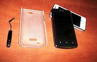 Смартфон Donod keepon A7562 + стилус, плёнка и чехол-бампер (Duos, 2 sim,сим карты донод +TV+ FM+ bluetooth)